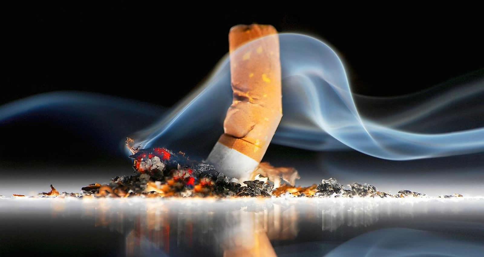 Лікування тютюнозалежнiстi